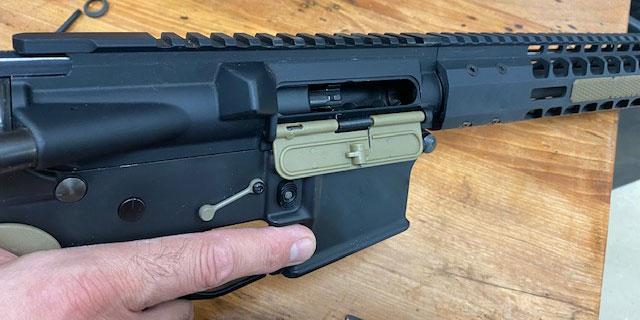 How to Field Strip an AR 15