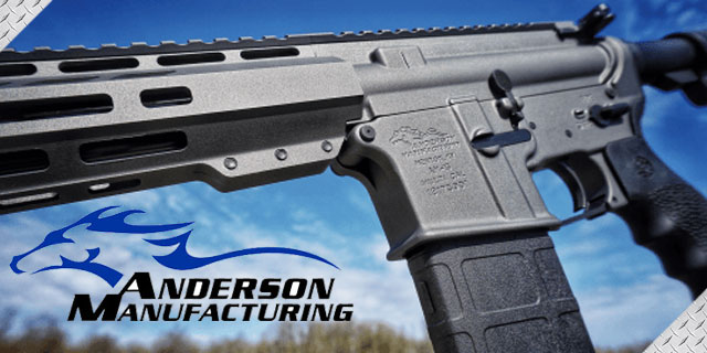 Anderson Manufacturing Parts
