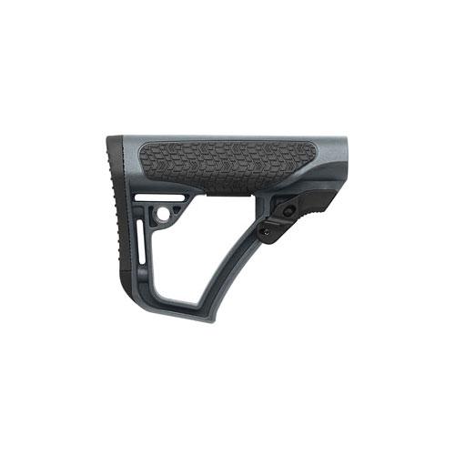 Daniel Defense Collapsible AR 15 Stock - Tornado® Grey